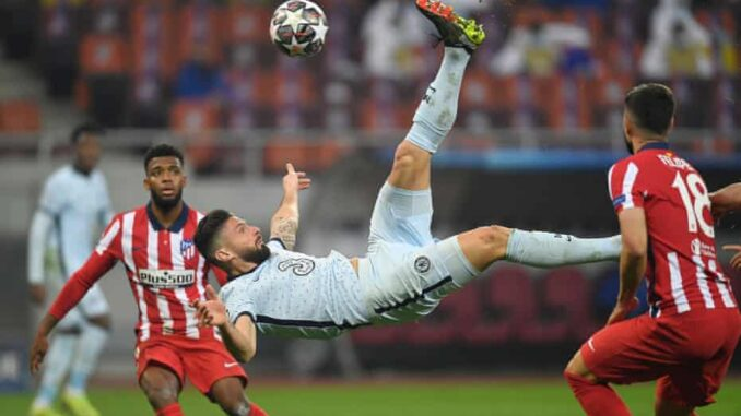 Atletico Madrid 0-1 Chelsea [Champions League Highlight ...