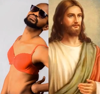 Jesus never condemned gay people in the new testament- Uche Maduagwu