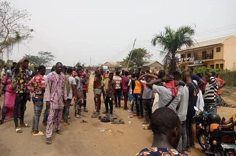 Four secondary school students crushed to death in Ibadan